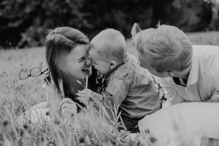 Familienshooting Picknick